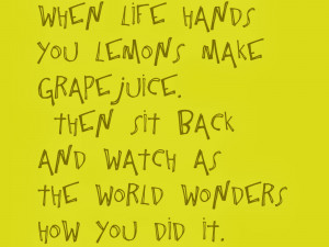 Funny Life Sayings Quotes