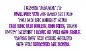 Knock You Down - Keri Hilson ft. Kanye West and Ne-Yo