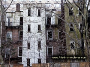 New York Tenements