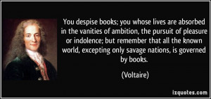 More Voltaire Quotes
