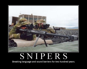 funny sniper quotes