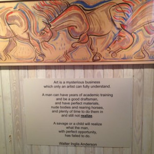 Walter Anderson Museum of Art - Great quotes and art! - Ocean Springs ...