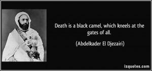 Black Death Quotes