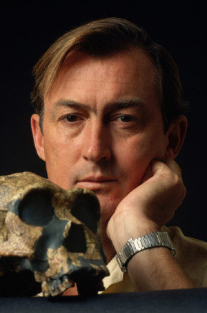 Richard Leakey Anthropologist