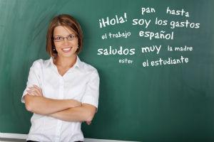 Spanish Teacher Was...