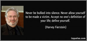 More Harvey Fierstein Quotes