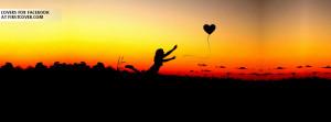 is love silhouette girl chasing heart i found love love scrabble love ...