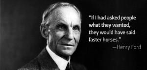 Model T – Henry Ford