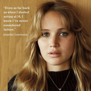 Inspirational quotes from actors !