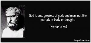 Men of God Quotes