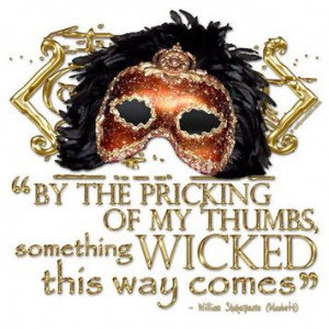 Macbeth Witches Quotes A list of famous quotes found