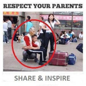 Respect Your Parents Quotes