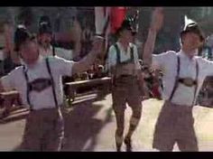 Chevy Chase Classic - Bavarian Dance from European Vacation.