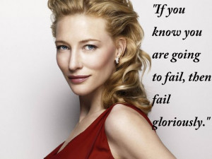 Happy Birthday Cate Blanchett: Cate's 5 Inspiring Quotes photo 3