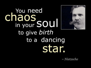 CREATIVITY | Nietzsche Quote