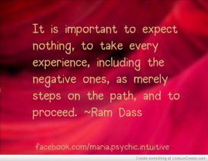 Ram Dass Quote For Facebook Sharing