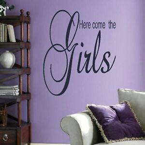 ... -Comes-The-Girls-Large-Vinyl-Wall-Quote-Big-Vinyl-Quote-Sticker-niq29