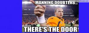Peyton Manning Funny Quotes