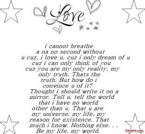 Why I Love You (25)