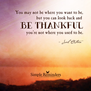 be thankful today by joel osteen be thankful today by joel osteen