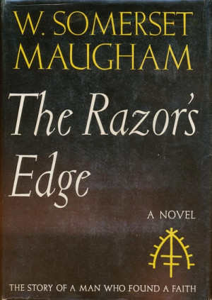 Somerset Maugham, The Razor's Edge