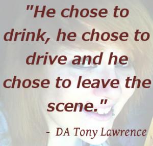 DA Tony Lawrence talking about Officer Daniel Snyder Killing Kaytlynn ...