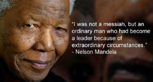 Inspirational Collection of Quotes by Nelson Mandela