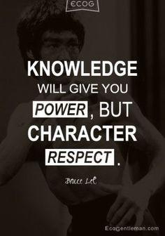 Martial Arts Quotes of Wisdom | Martial Art master Bruce Lee Quotes ...