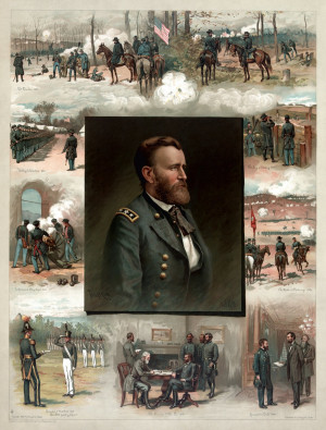 Civil War March 1864: Ulysses S. Grant takes command, deadly explosion ...