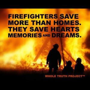 Firefighter Quotes Father Son Firefighter Quotes