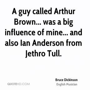 Bruce Dickinson Quotes