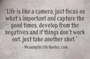 quotes life is like quotes camera quotes like quotes negative quotes