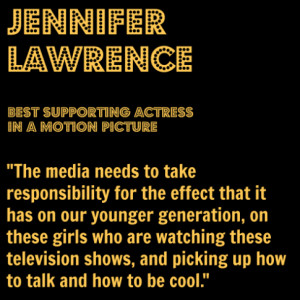 2014 Golden Globes: 7 Quotes from the Women Who Won