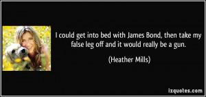 James Bond Quotes