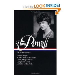 Dawn Powell: Novels 1930-1942