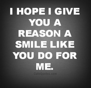 Flirty Quotes For Him Cute