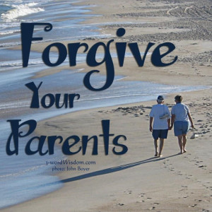 Ac Won T Turn On >> Forgiving Your Parents Quotes. QuotesGram