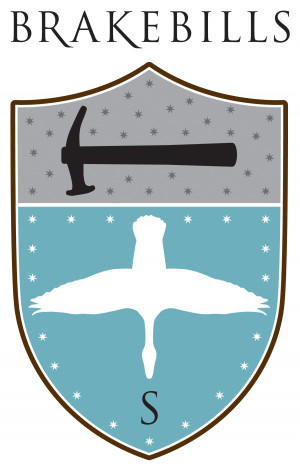 The above image — it's a Brakebills South crest — is one of a ...