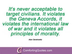 20 Quotations By Alan Dershowitz