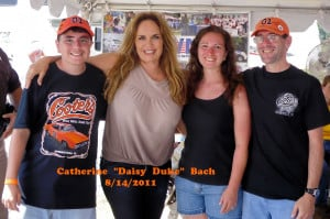 Catherine Bach Then And Now