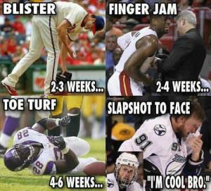 Baseball Injury Quotes Quotesgram