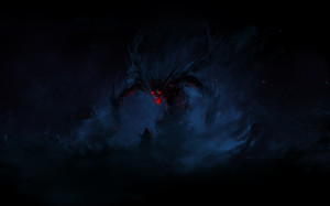 Dark Demon Wallpaper 1920x1200 Dark, Demon