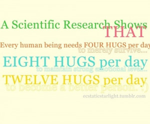 hug, hugs, love, quote, quotes