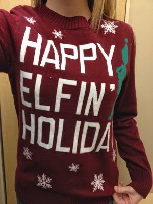 Where Can I Find An Ugly Christmas Sweater