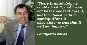 Panayiotis zavos famous quotes 5