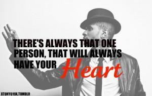 Singer, usher, quotes, sayings, heart, love, relationship