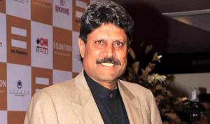 , Aug 6: India's former legendary all-rounder and captain Kapil Dev ...