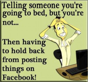 AHHHH I Want To Post On Facebook!!!!
