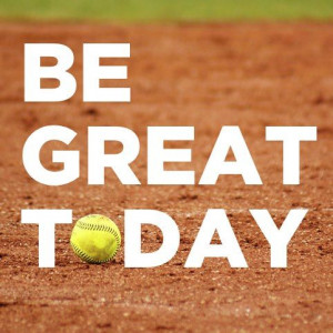 be great today!!