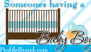 Expecting A Baby Boy Quotes